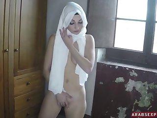 My Scumbag Boss Fucks Lonely Desperate Arab Woman