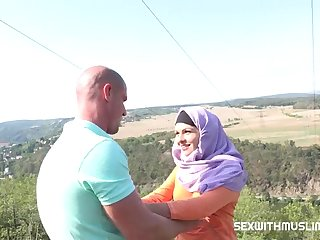 Sexwithmuslims Mila Fox With Her Boyfriend Cz 360p