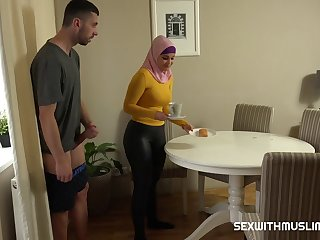 Busty Muslim Fucked 720p