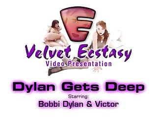 Bobbi Dylan Gets Deep